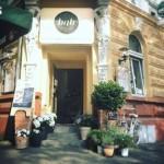 Guter Standort für kleines Restaurant mit Terrasse