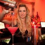 Vollständig ausgestattete Cocktailbar in Düsseldorf-Bilk
