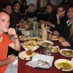 Eingerichtete Gaststätte oder Restaurant