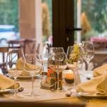 Großes und gepflegtes Restaurant in Grenznähe zu Holland